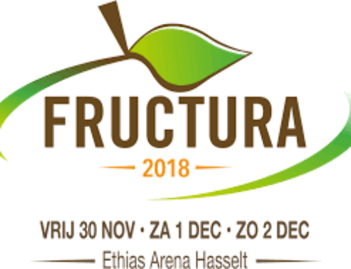 Presentation of case study results at the Fructura fruit farming fair on 01.12.2018